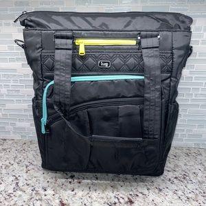 Lug Ace Tote RFID In Black